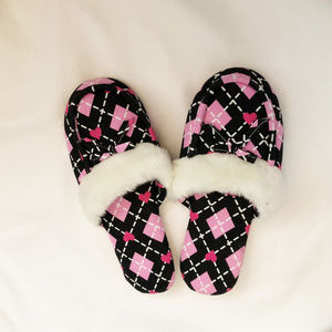Victoria's Secret slippers womens size XL new